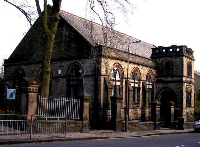 Radcliffe Lane Sunday School