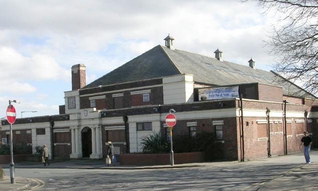 Pudsey Baths, Market Place