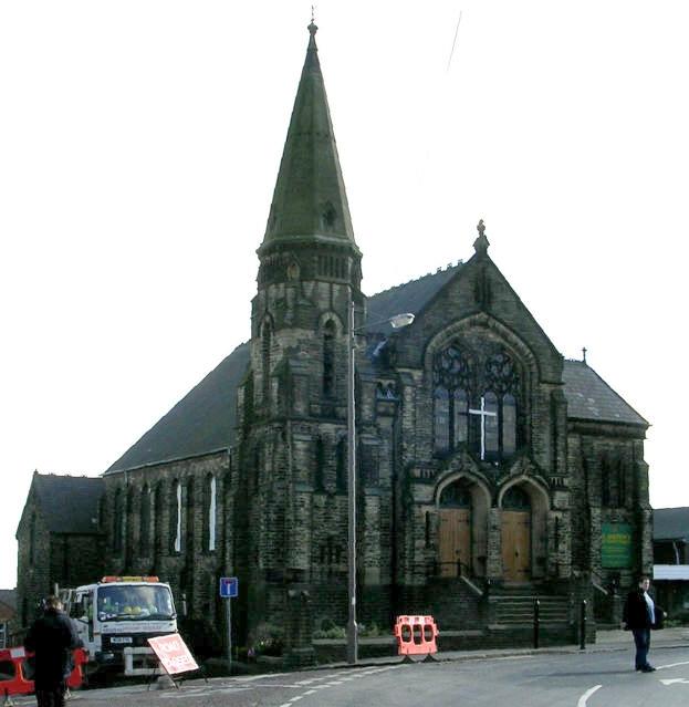 St Andrew's Methodist Church, Robin Lane