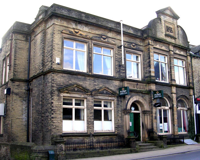 Pudsey Liberal Club, Lowtown