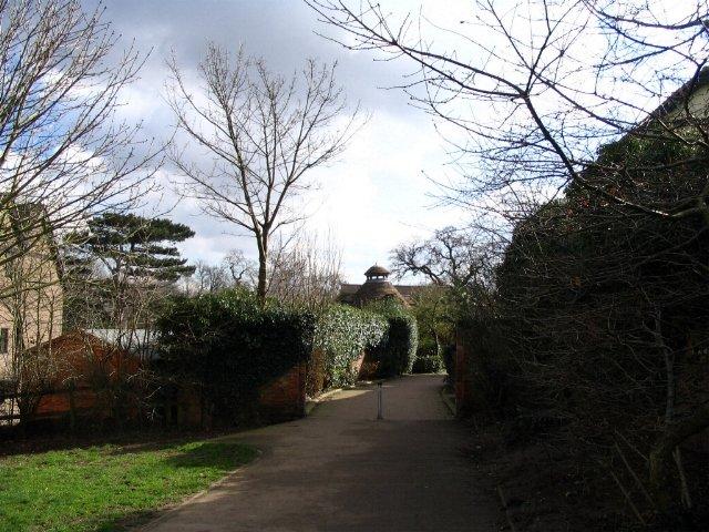 Dovecote, Allesley Park
