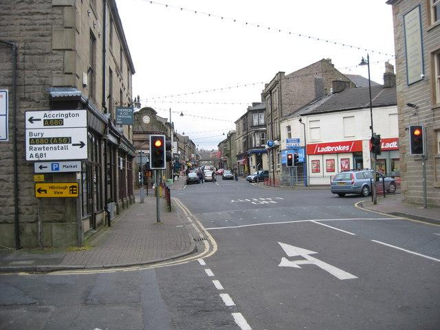 Haslingden Town Centre