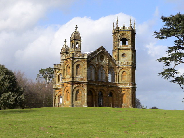 The Gothic Temple, Stowe Park