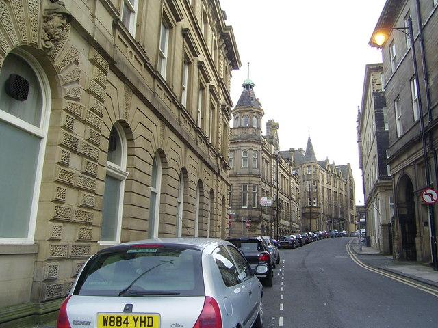 Station Street.