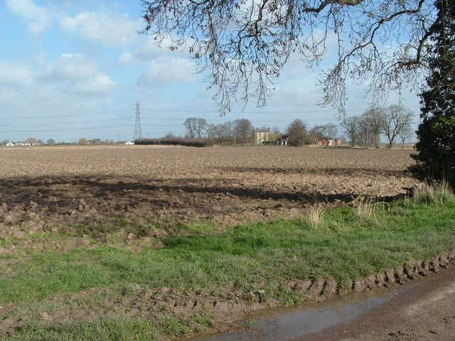 Caythorpe Farm, Donington Eaudike