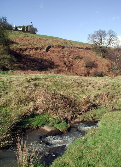The Brontë Way, Denholme Beck