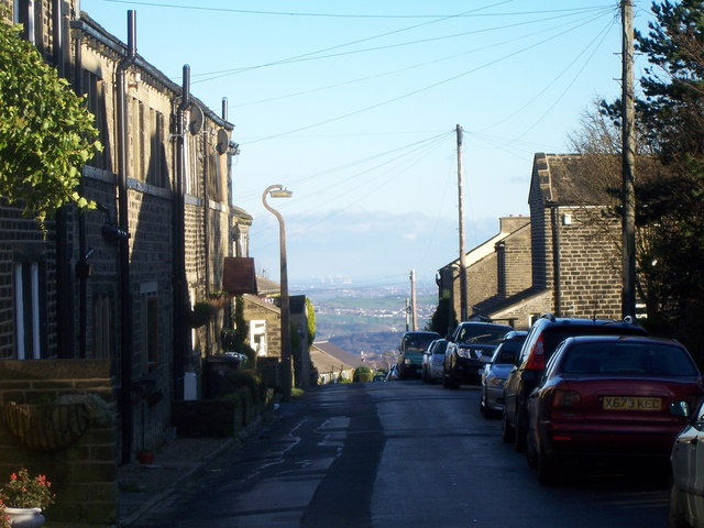 High Street, Scapegoat Hill