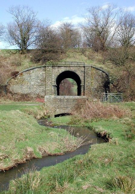 Denholme Beck Railway Bridge