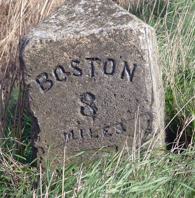 Boston 8 miles