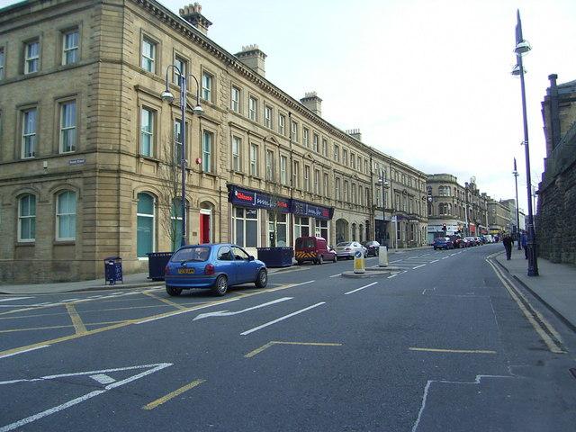 John William Street.
