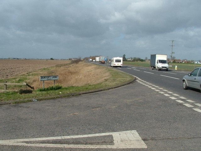 Burtoft Lane (South)