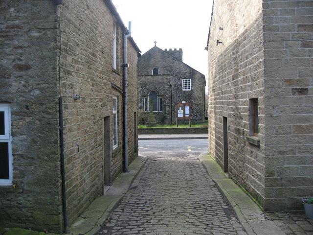 East Street Edenfield