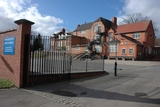 The King's School, Worcester