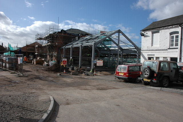 Redevelopment of the Diglis Canal Basin, Worcester