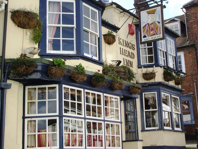 The Kings Head, Lymington