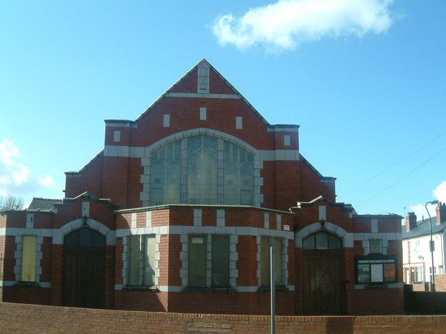 Davenport Road Evangelical Church, Osmaston