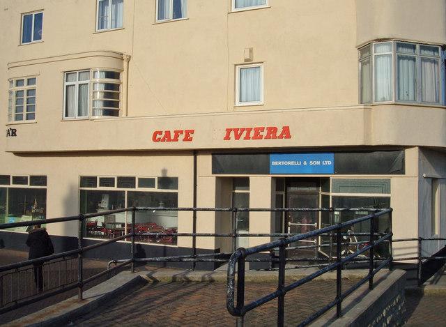 Cafe Riviera, Newbiggin-by-the-Sea