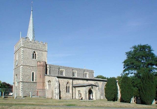 St Mary the Great, Sawbridgeworth, Herts