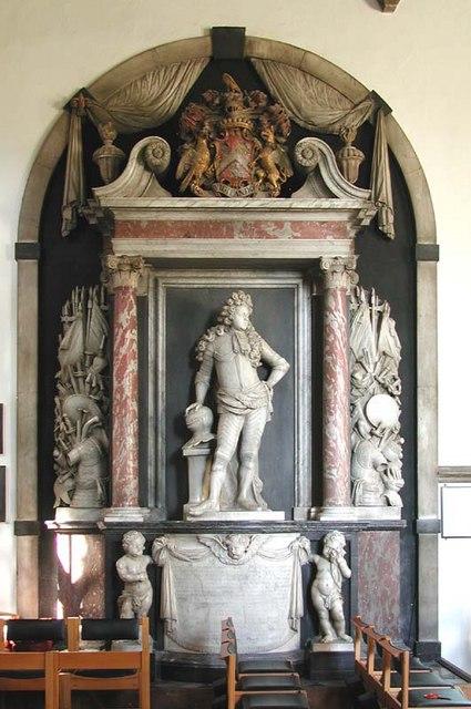 St Mary the Great, Sawbridgeworth, Herts - Monument