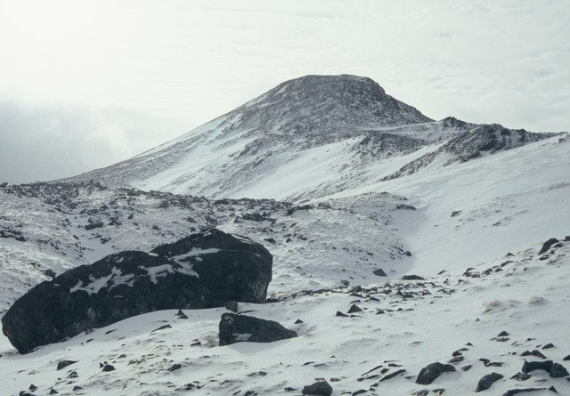 Sgorr nan Lochan Uaine
