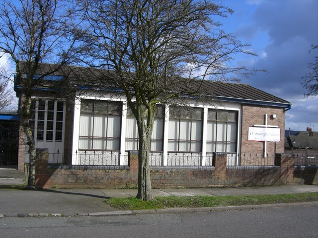Wesley Hall Methodist Church