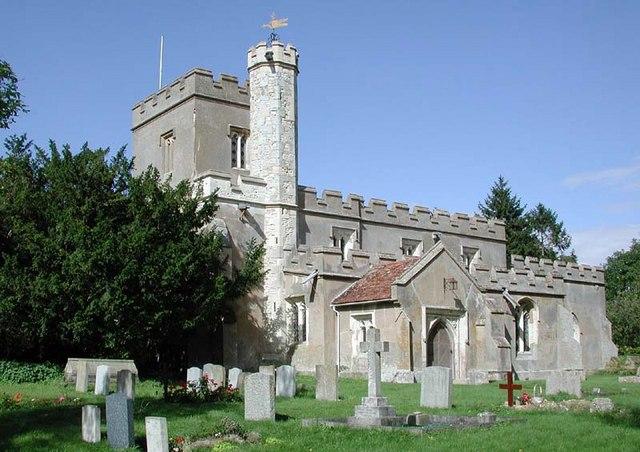 St Vincent, Newnham, Herts