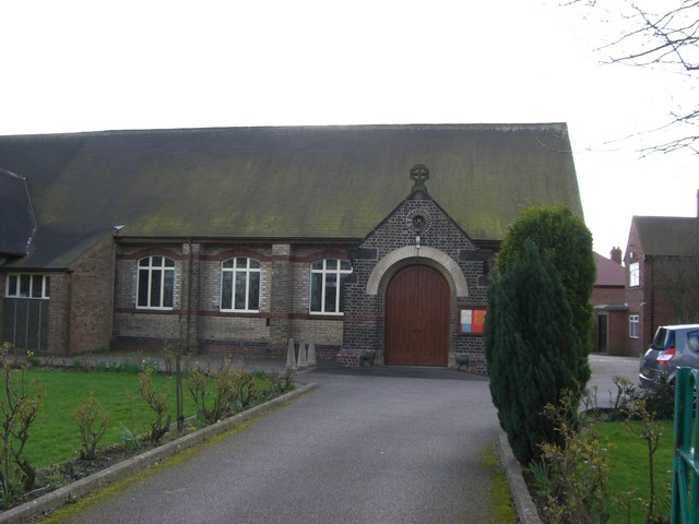 St. Andrew's Parish Church, Sneyd Green