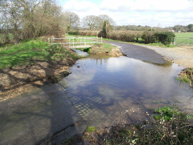 Ford at Waterditch Road