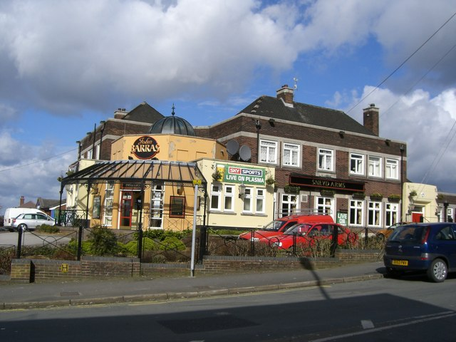 The Sneyd Arms