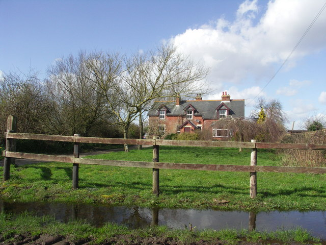 House at Waterditch Farm