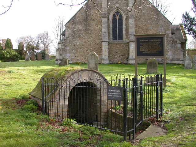St Michael's Well, Longstanton, Cambridgeshire