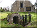 TL4065 : St Michael's Well, Longstanton, Cambridgeshire by Keith Edkins
