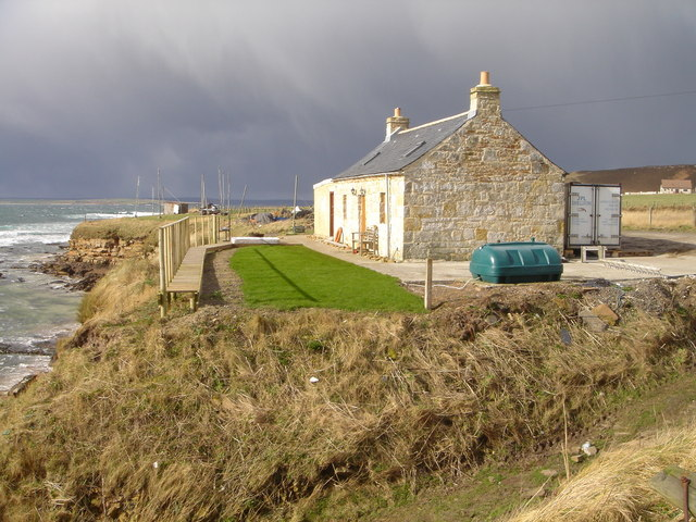 The Salmon Bothy, Dunnet