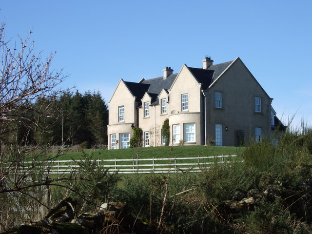 Hill of Dess House