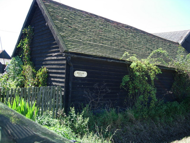 Begrums Farm, Church Road