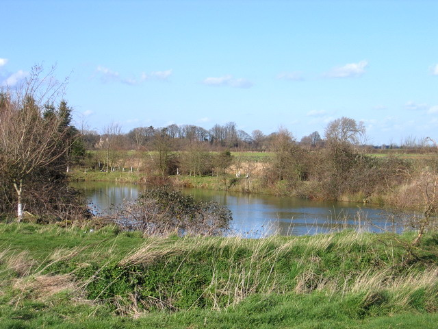Small Pond off Farm track