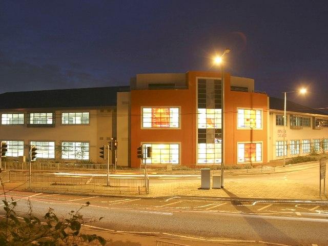 Ravens Court, Brewery Lane - Bridgend