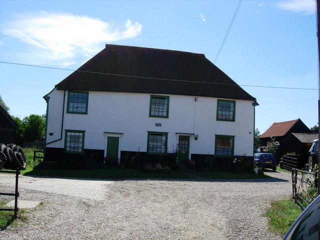 Begrums Farm, Church road, Mountnessing, Essex