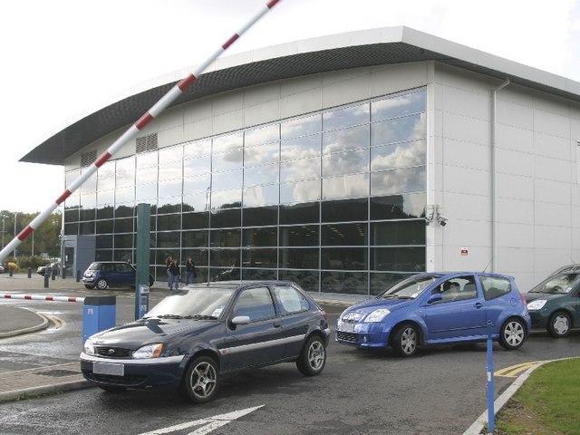 TSB Call Centre, Pencoed