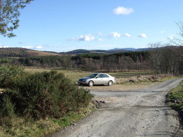 Junction for Hillhead