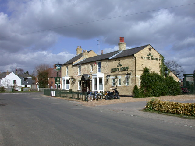 White Horse PH, Oakington, Cambridgeshire