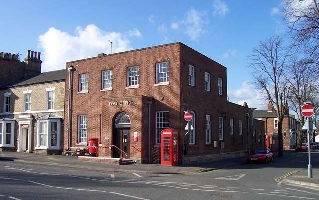 Brigg Post Office