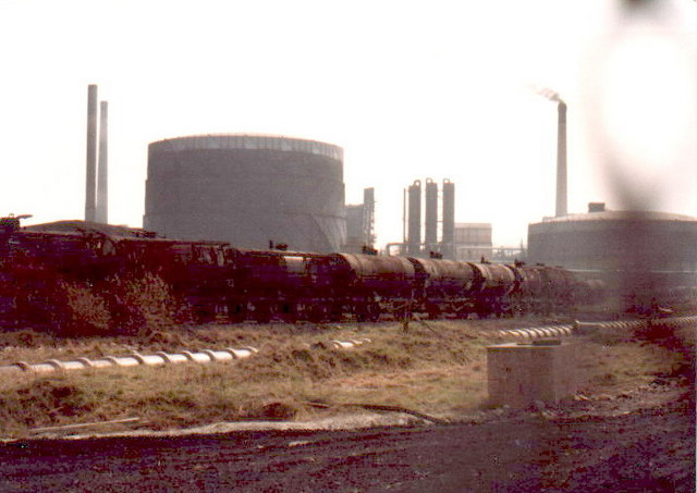 Orgreave Coking Plant - Sheffield