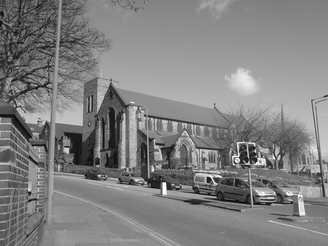 St Cuthberts Church- Barnsley Road