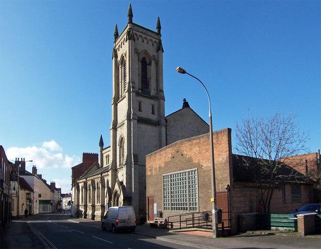 Church of St. John the Evangelist, Brigg