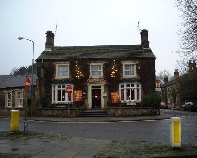 The Castle Inn - Bakewell