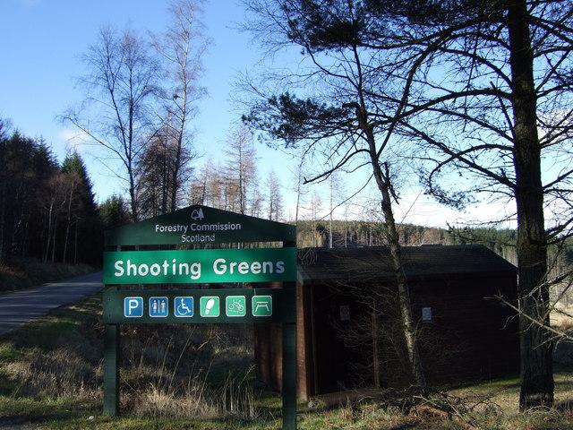 Shooting Greens