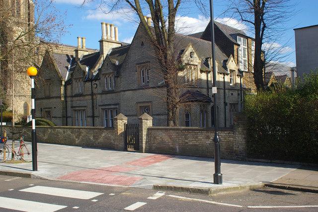 Former St John's National Schools building, St John's Grove
