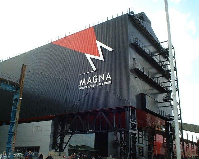 Magna Science Museum