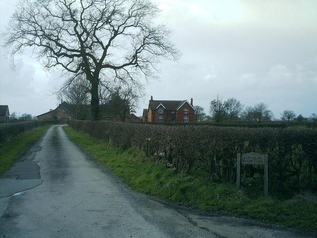 Earnshaw House Farm, off the B5081 Byley Lane, nr Puddinglake.